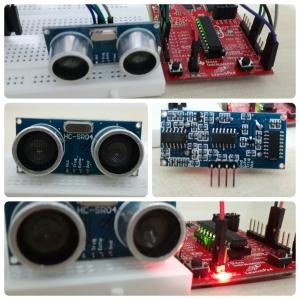 Sensor Application With MSP430